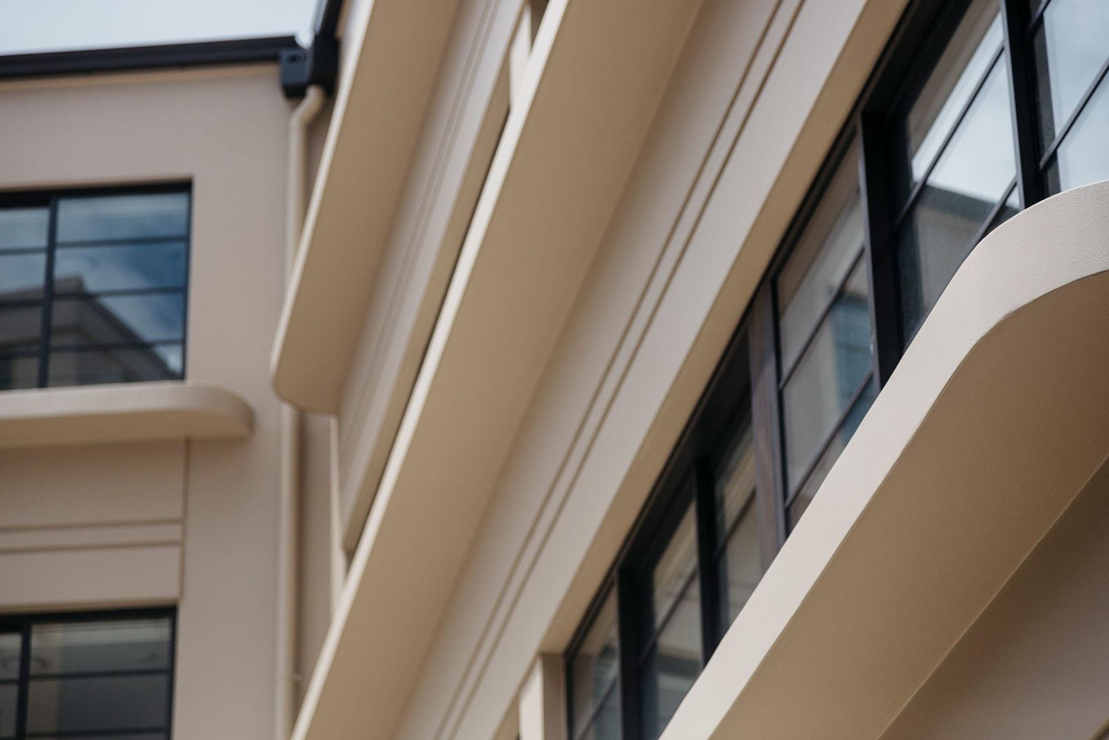 Insulated Plaster Façade System