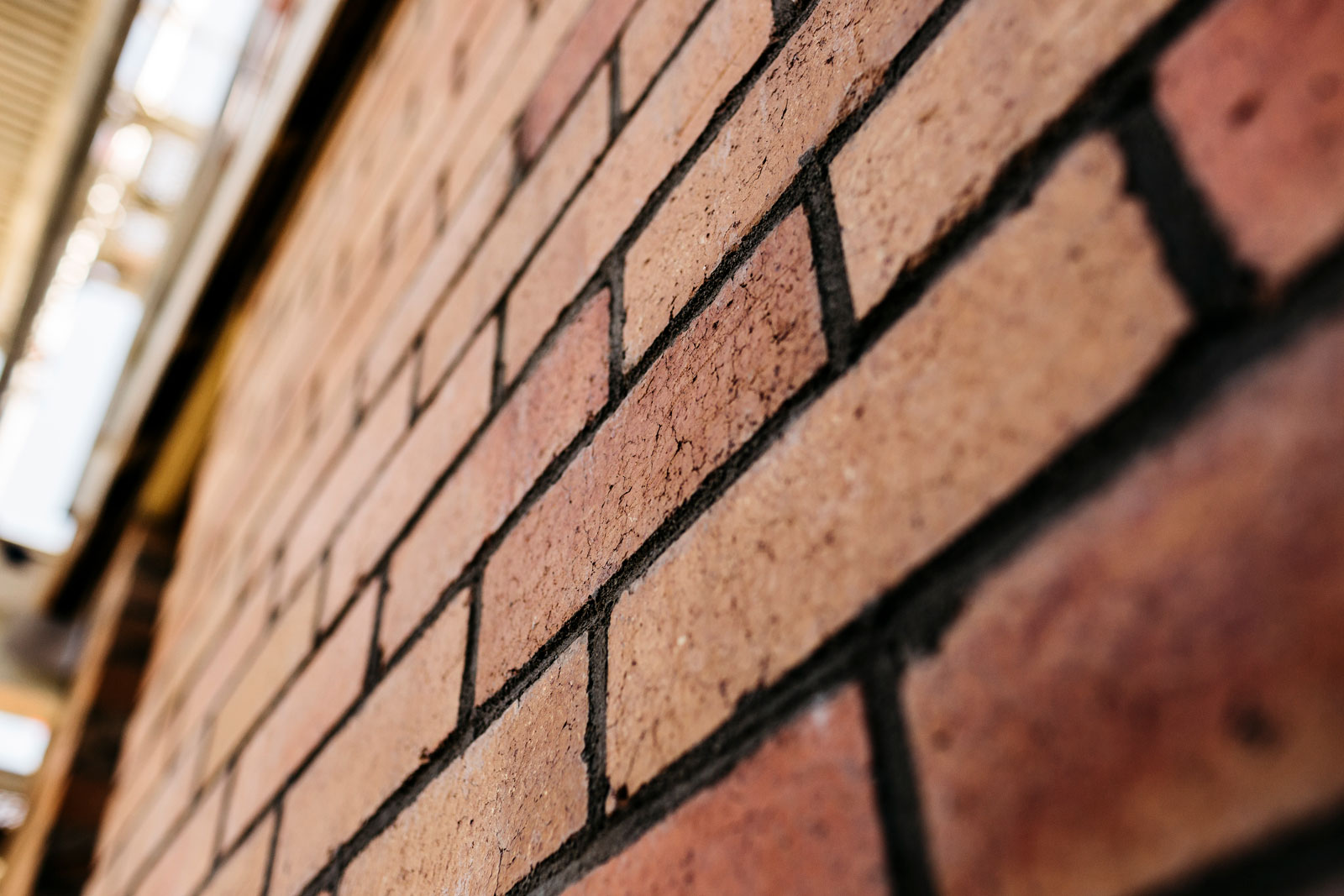 Plastered Brick Construction / Brick Veneer